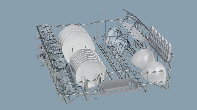 Įmontuojama indaplovė Siemens SN615X00AE