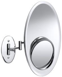 Axentia Wall Mirror Chrome