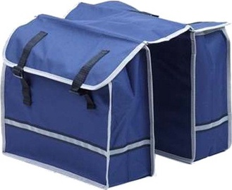 Bicycle Gear Double Bag Blue