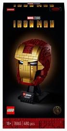 Конструктор LEGO®Super Heroes 76165 Шлем Железного Человека
