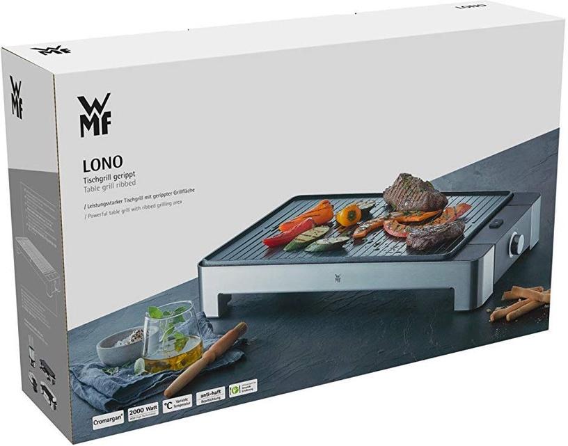 Elektrinis grilis WMF Lono 415330011