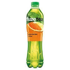 DZĒRIENS FUZE GREEN TEA CITRUS 1.5L PET
