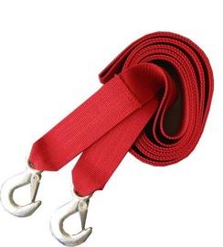 Канат для растяжки Alburnus Tow Belt 10T 6m Red