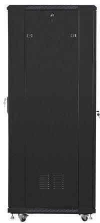 "Серверный шкаф Lanberg Rack Cabinet 19"" Free Standing 37U/600x8700 Black"
