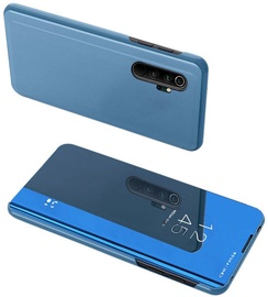 Hurtel Clear View Case For Xiaomi Mi Note 10 Blue