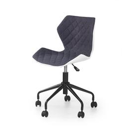 Darbo kėdė Matrix, pilka