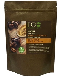 ECO Laboratorie Body Scrub Coffee & Mustard 40g