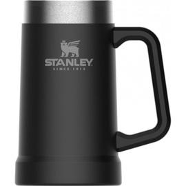Stanley Adventure Beer Vacuum Stein 0.7l Black