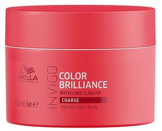 Wella Professionals Invigo Color Brilliance Vibrant Color Mask 150ml Coarse Hair