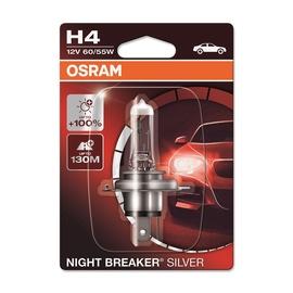 Automobilio lemputė Osram, 60/55 W, 12 V, H4, P43T