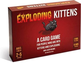 Настольная игра Brain Games Exploding Kittens, EN