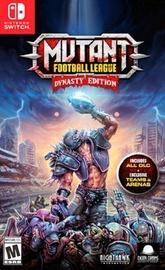 Mutant Football League Dynasty Edition SWITCH