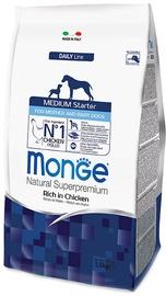 Monge Daily Line Medium Starter 1.5kg