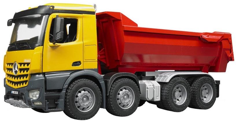 Bruder MB Arocs Halfpipe Dump Truck 03623