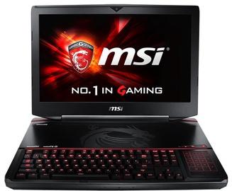 Nešiojamas kompiuteris MSI GT80S 6QD Titan SLI GT80S 6QD-006PL*