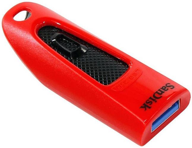 SanDisk Ultra 32GB USB 3.0 Red