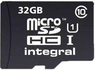 Integral Ultimate Pro 32GB microSDXC UHS-I Class 10