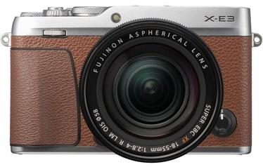 Fujifilm X-E3 + Fujinon XF 18-55mm F2.8-4 R LM OIS Brown