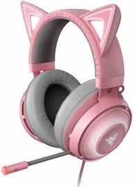 Ausinės Razer Kraken Kitty Pink