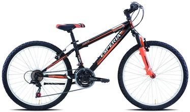 """Esperia Enjoy 24"""" Bike Black/Orange"""