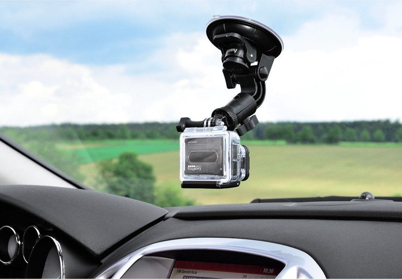 Hama Suction Mount with Ball Head 360 for GoPro