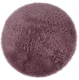 Ковер AmeliaHome Karvag, фиолетовый, 120 см x 120 см