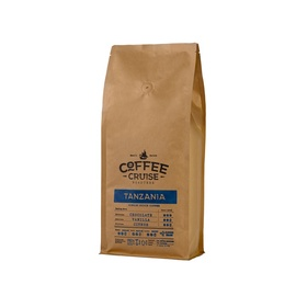 Kavos pupelės Coffee Cruise Tanzania 1 kg
