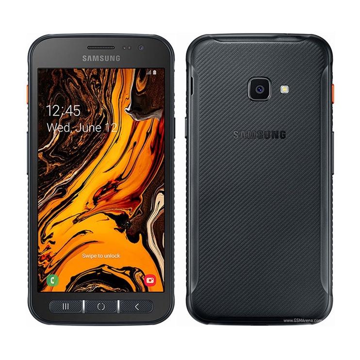 Мобильный телефон Samsung Galaxy Xcover 4S 2019, черный, 3GB/32GB