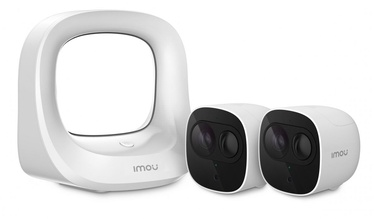IMOU Cell Pro 2-Pack + Base Station