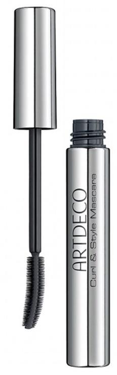 Artdeco Curl & Style Mascara 8ml Black