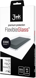 3MK Flexible Glass Edge Screen Protector For Samsung Galaxy S20 Ultra Black