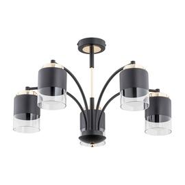 Lampa griestu Alfa Tuba 25535, 5X60W, E27