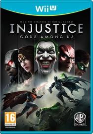 Injustice Gods Among Us WiiU3307215734568