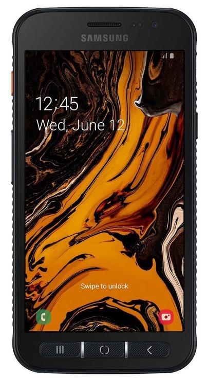 Мобильный телефон Samsung Galaxy Xcover 4S SM-G398, черный, 3GB/32GB