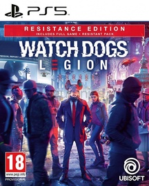Watch Dogs Legion Resistance Edition PS5