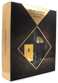 Antonio Banderas The Golden Secret 50ml EDT + 75ml Aftershave Balm