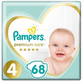 Pampers Pants Premium Care S4 68