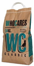 Geohellas Who Cares Classic Cat Litter 10kg