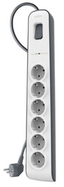 Belkin Surge Protector 6 Outlets 2m