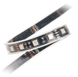 Aqua Computer RGB-LED Strip IP67 25cm Black