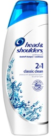 Šampoon Head&Shoulders Classic Clean 2in1, 400 ml
