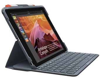 Logitech Slim Folio for iPad 7th Gen