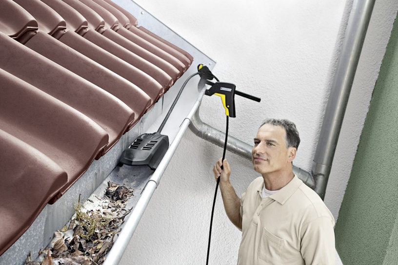 Karcher PC 20 Roof Gutter & Pipe Cleaning Kit