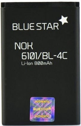 Батареи BlueStar Battery For Nokia X2/6300 Li-Ion 800mAh Analog