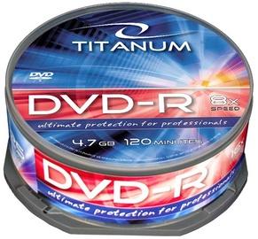 Esperanza 1070 Titanum 8x 4.7GB Cake Box 25 DVD's