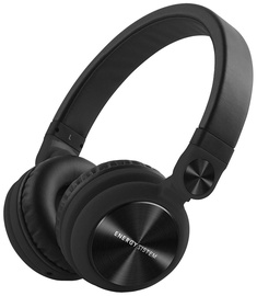 Ausinės Energy Sistem Headphones DJ2 Mic Black