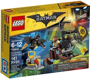 LEGO Batman Scarecrow Fearful Face-Off 70913