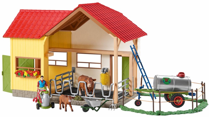 Schleich Everyday Life At The Farm 42394