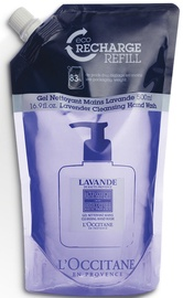 L´Occitane Lavender Cleansing Hand Wash Refill 500ml