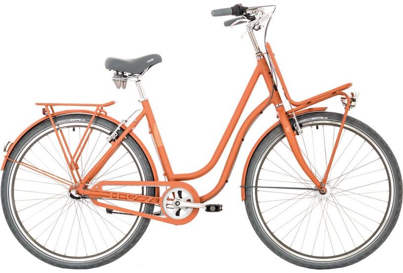 "Frappe FCL300 Deluxe V3 54cm 28"" Orange 16"